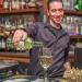 Taddeos-Bartender-Pouring-white-wine