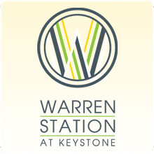warren station logo