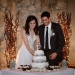 breckenridge wedding cake cutting