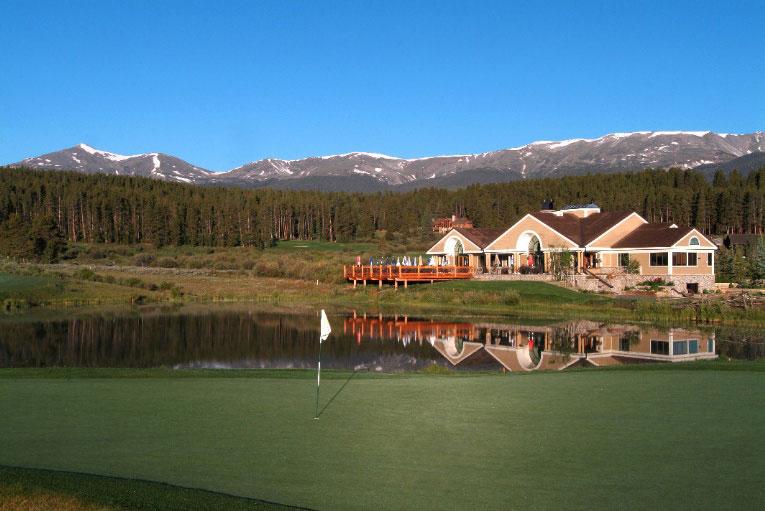 breckenridge golf club clubhouse